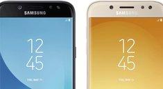 Samsung Galaxy J5 und J7 (2017) geleakt: Mehr Power für die Einsteigerklasse