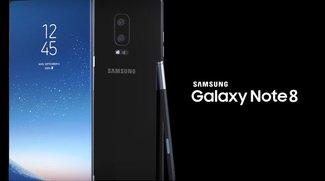 Samsung Galaxy Note 8: Kommt das Riesendisplay in 6,3 Zoll?