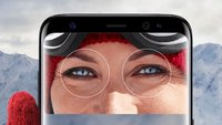 Unfassbar einfach: Iris-Scanner im Galaxy S8 geknackt [Update: Samsung äußert sich]
