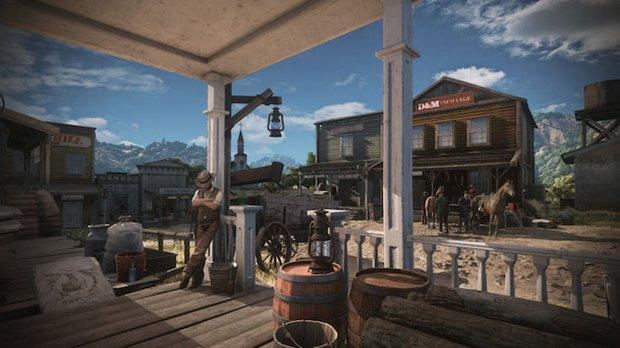 Wild West Online: Spielwelt wird größer als GTA 5