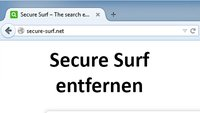 Secure Surf komplett entfernen – so geht's