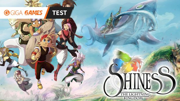 Shiness - The Lightning Kingdom im Test: Zuckersüße High-Fantasy mit AAA-Momenten