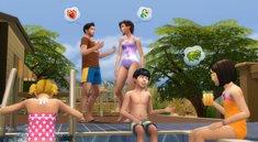 Die Sims 4: Patch gewöhnt Kleinkindern das Flirten ab