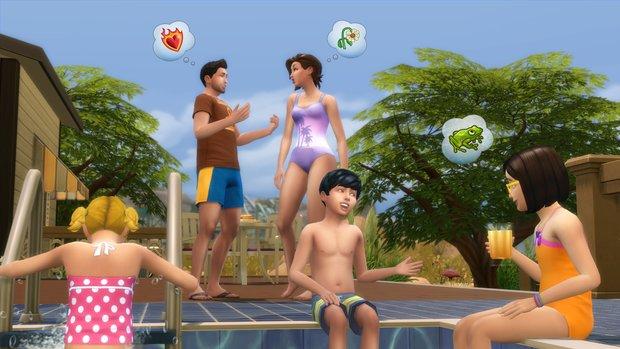 Die Sims 4: Erscheint definitiv für PS4 und Xbox One