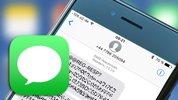Apples iMessage-Probleme sorgen für SMS-Spam auf dem iPhone