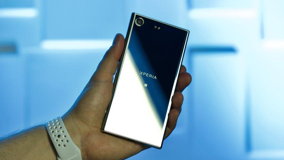 Xperia XZ Pro: So unspektakulär soll Sonys Antwort auf das Galaxy S9 aussehen