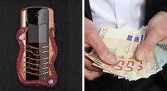 Die 18 teuersten Handys der Welt
