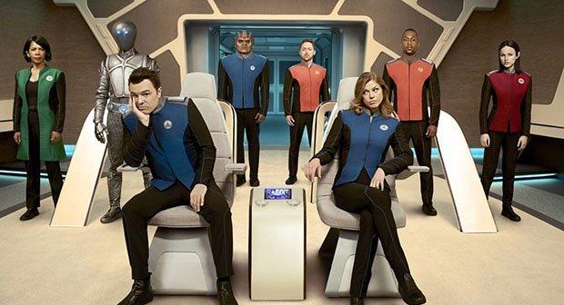 The Orville: Wann startet die Star-Trek-Parodie? Und worum geht's?