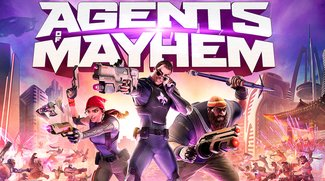 Agents of Mayhem: Neuer Trailer der abgedrehten Open-World-Action