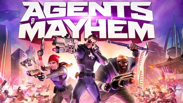 Agents of Mayhem in der Wertungsübersicht: Was sagt die Welt zur Open World?