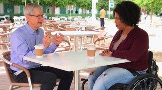 Apple feiert Tag der Barrierefreiheit mit Videos und Tim-Cook-Interviews