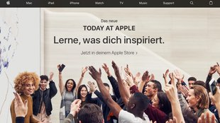 """Today at Apple"": Neues Workshop-Programm startet in Apple Stores"