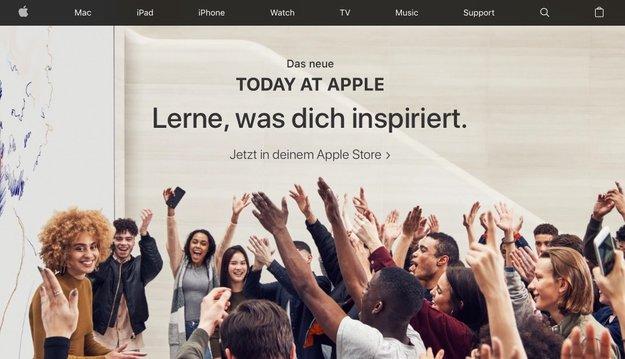 """Today at Apple"": Neues Workshop-Programm startet in Apple Stores"