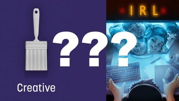 Nutzt ihr Twitch IRL oder Creative?