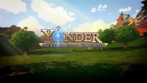 Yonder – The Cloud Catcher Chronicles: Rette die Welt ohne Schwert