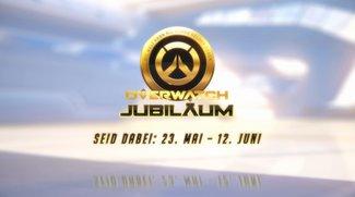Overwatch: Jubiläums-Event mit drei neuen Maps gestartet