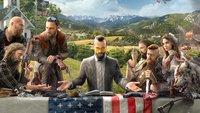 Far Cry 5 in der Vorschau: Kommen Hunde in...