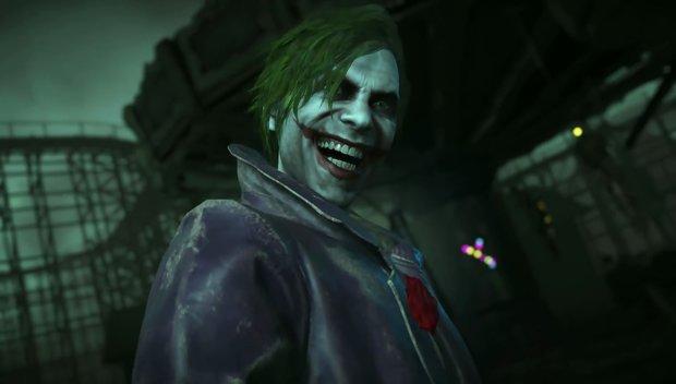 Injustice 2: Joker gesellt sich zur Reihe der Superhelden