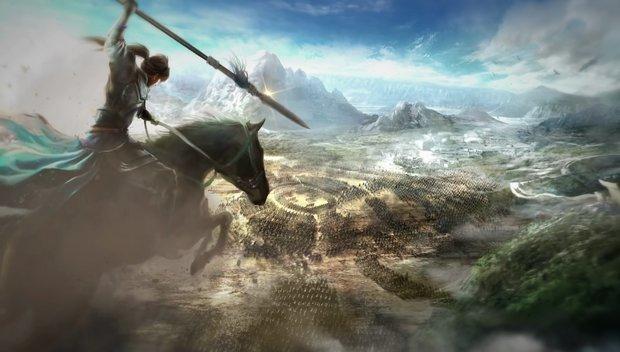 Dynasty Warriors 9: Erster Open-World-Titel der Reihe
