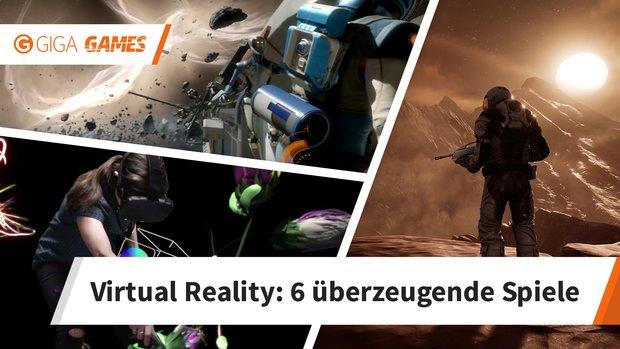 Virtual Reality: 6 unfassbare VR-Erfahrungen, die Dich überzeugen werden