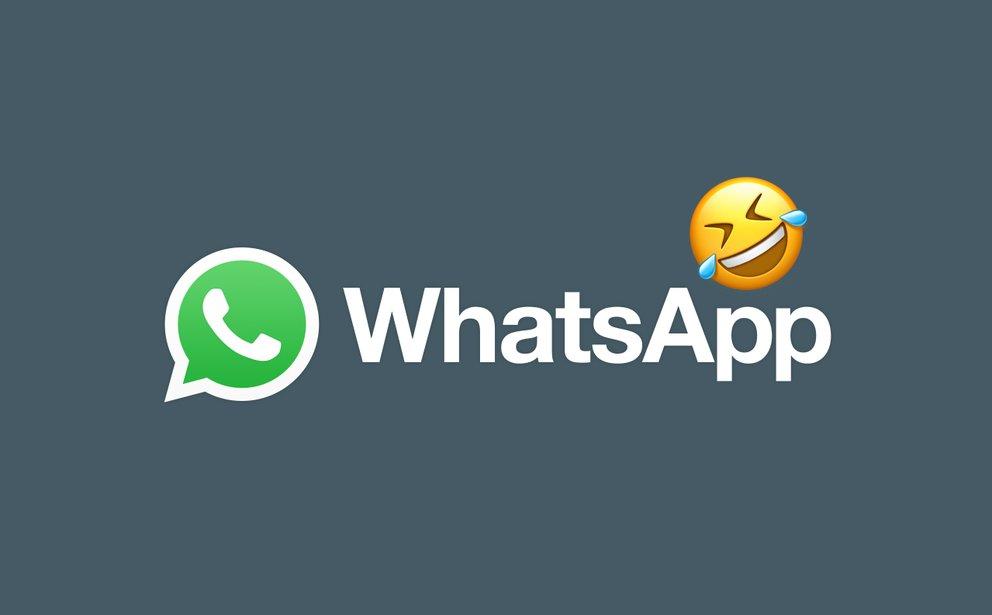 WhatsApp-Emojis jetzt noch einfacher finden mit Texteingabe