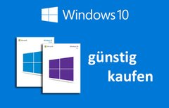 Windows 10 Preis: So günstig...