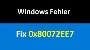 Lösung: 0x80072EE7 – Fehlercode in Windows