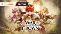 War of Crown: Sieben Tage mit dem Strategie-RPG