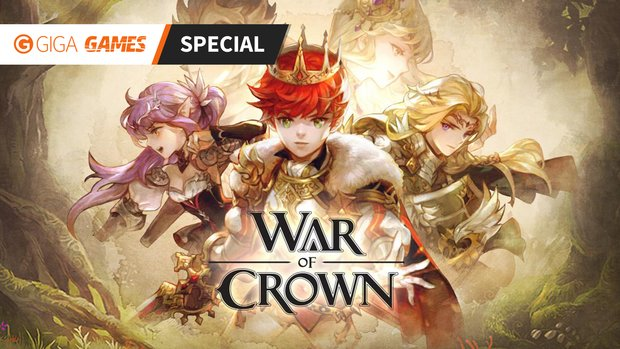 War of Crown: Sieben Tage mit dem Strategie-RPG