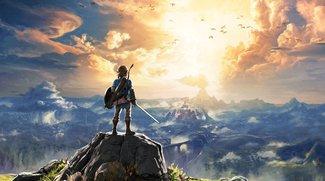 Zelda vs. Skyrim: Die Open-World-Spiele im Kartenvergleich