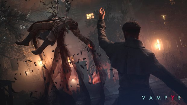 Vampyr: 10 Minuten Gameplay zum düsteren Titel der Life is Strange-Macher