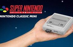Das Mini-SNES hat ein...