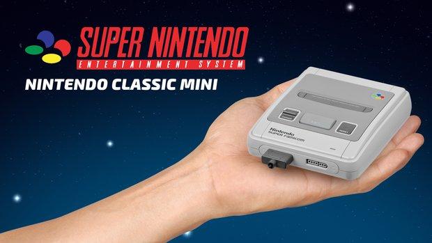 Super Nintendo Classic: Jetzt kannst du die Mini-Konsole vorbestellen