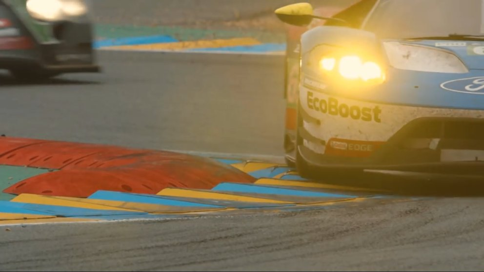 24h Le Mans Live-Stream Ford 01