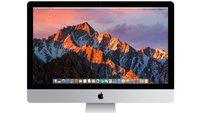 27-Zoll-iMac: Auch günstigstes Modell unterstützt 64 GB RAM