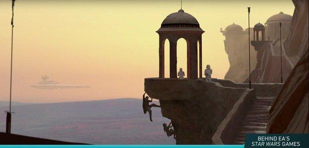 Star Wars: Angebliche Details zur Handlung des Visceral-Spiels geleakt