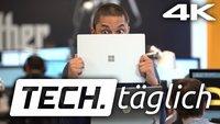 Surface-Laptop zu gewinnen, iPhone 8 im Video und große Erwartungen an die Galaxy-Note-8-Kamera – TECH.täglich