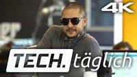 Rucksack-PC, Highlights der WWDC, Galaxy S8 Plus im Test und Galaxy S7 saugünstig – TECH.täglich