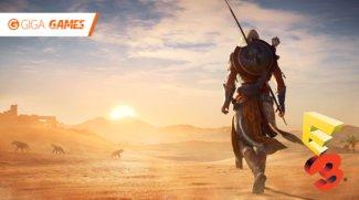 Assassin's Creed Origins: Das ist unser erster Eindruck von der E3