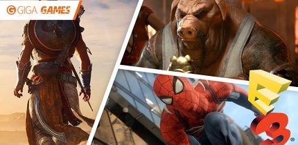 E3 2017: Das waren die 8 besten Action-Adventures auf der Messe