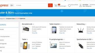 AliExpress-Erfahrungen: Pro und Contra mit dem China-Shop