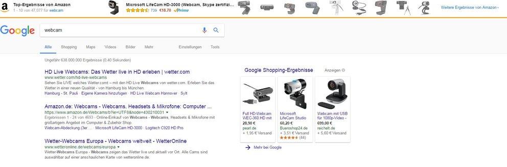 Amazon Assistant Preise