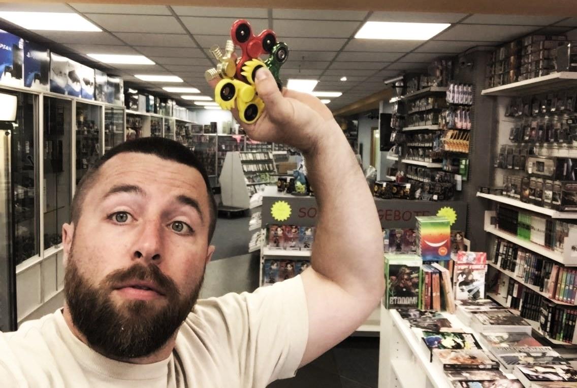 Fidget Spinner: beim Kinderspielzeug besteht Vergiftungsgefahr