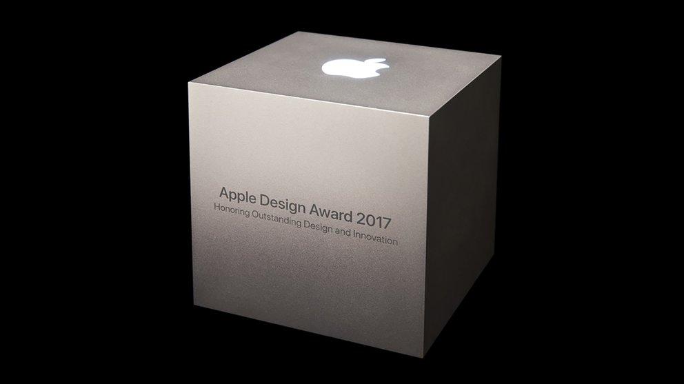 WWDC: Apple nennt Gewinner der Design Awards 2017