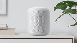 HomePod: Apple zeigt Vorschau auf Siri-Lautsprecher