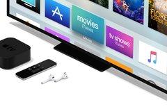 Zurück auf Amazon: Apple TV...