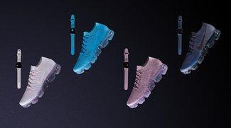 Apple Watch: Neue Nike+-Sport-Armbänder ab sofort verfügbar