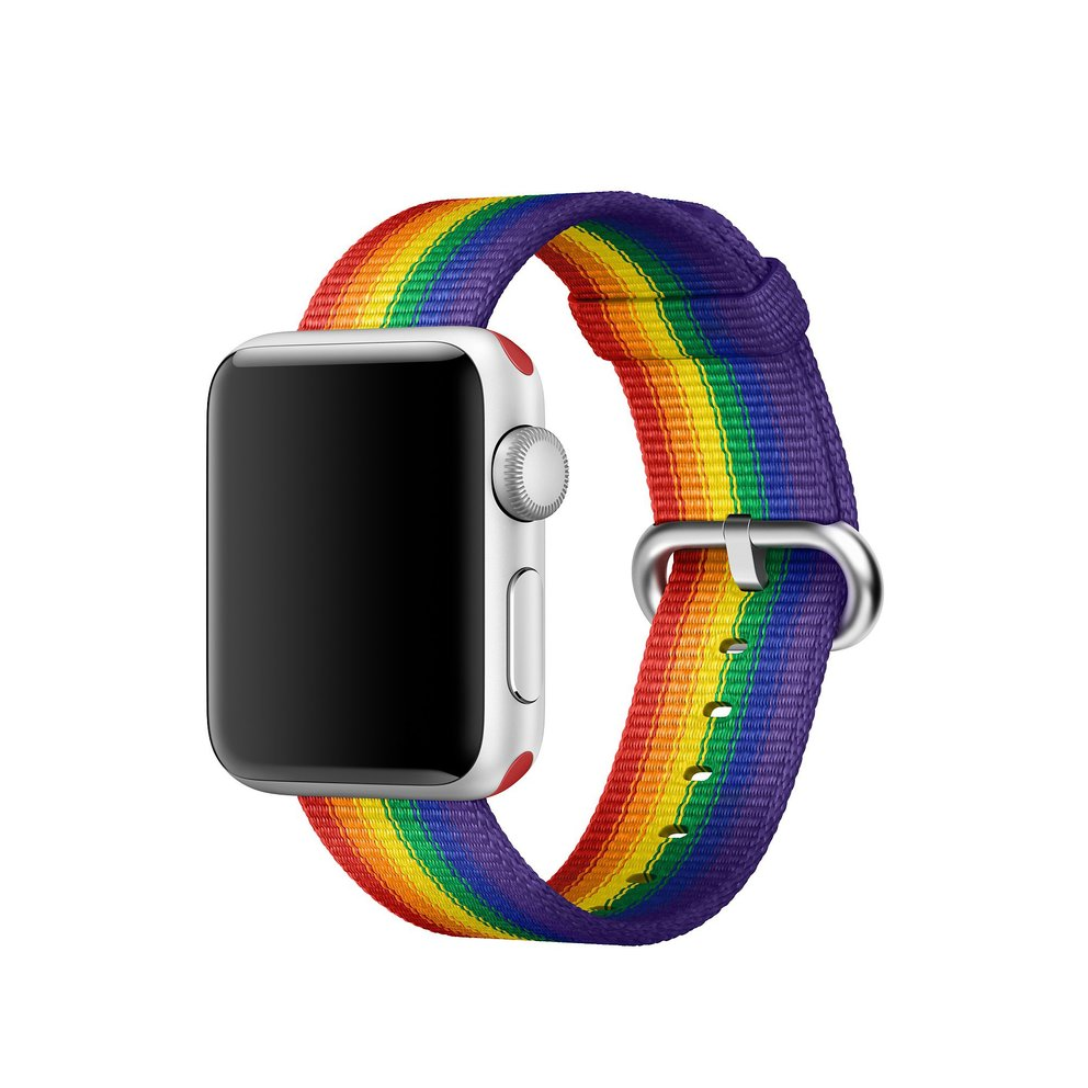 Apple Watch Pride Edition Armband