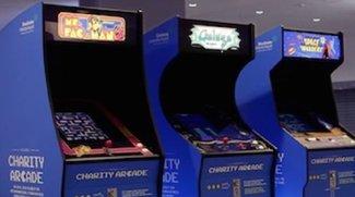 Obdachloser verschafft sich neues Zuhause – in einer Arcade-Halle