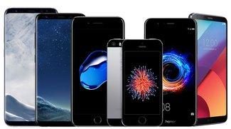 Die besten Smartphone-Deals der Woche im Überblick – iPhone 7, Galaxy S8, Honor 8 Pro u.v.m.